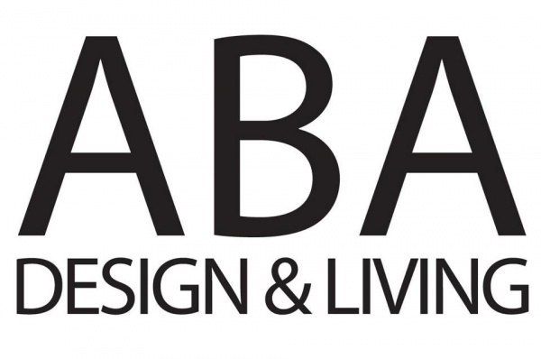 aba design and living logo