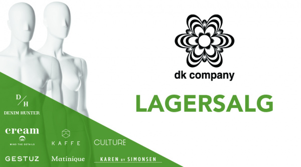 dk company lagersalg